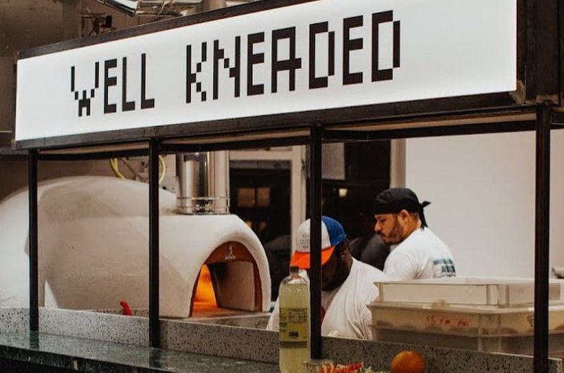 Well Kneaded pizza van secures debut site in SW18