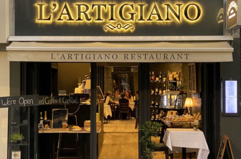 MKR secure Fulham Road letting to L'Artigiano